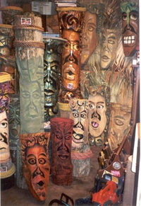 #New Tikis in the Workshop II#